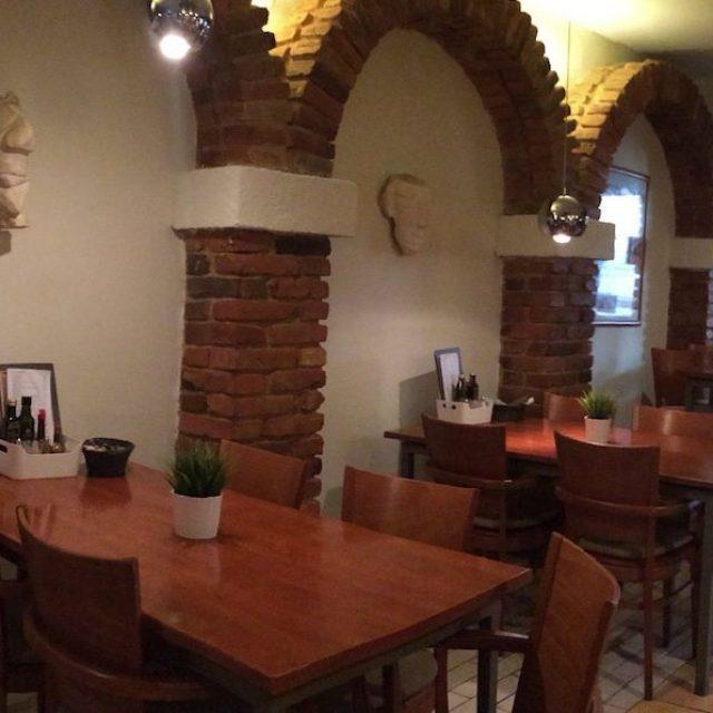 Reštaurácia Santa Lucia