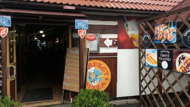 Perfect Pizza – Trhovisko Miletičova