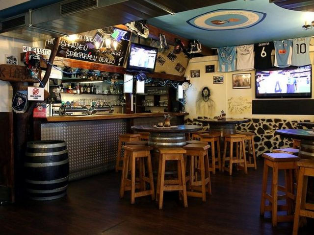 Sport pub U belasých